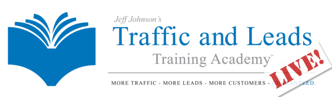 Traffic And Leads Training Academy Live!